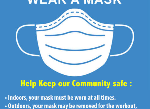 When to  WEAR A MASK